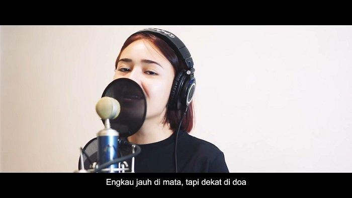 Lagu Cover 'Tanpa Batas Waktu' Amanda Manopo Pemeran Andin 'Ikatan Cinta' Trending YouTube