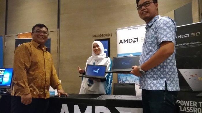 AMD Tawarkan Transformasi Digital untuk Kalangan Kampus di ALE Education Day 2019