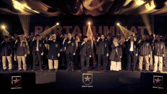 Amien Rais Deklarasikan Partai Ummat Secara Daring, Berikut Susunan Kepengurusannya