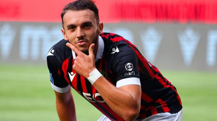 Jurgen Klopp Tertarik Boyong Striker OGC Nice Amine Gouiri ke Liverpool
