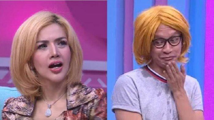 Barbie Kumalasari Sindir Aming, Muka Lo Kayak Bencana