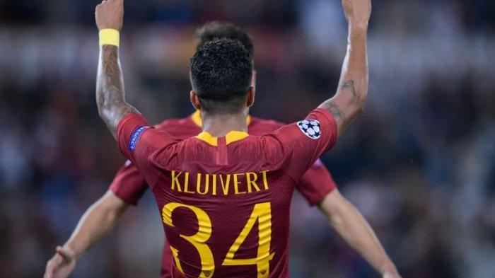 Anak Mantan Striker AC Milan dan Barca Dipinjamkan AS Roma ke OGC Nice?