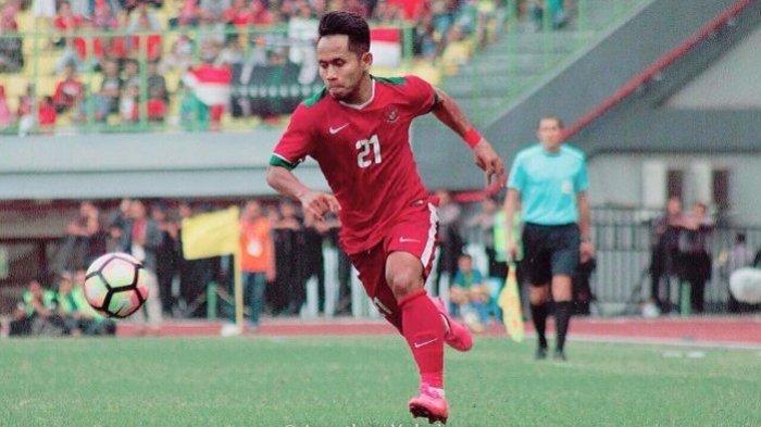 Andik Vermansyah Jadi Ancaman - Live Streaming RCTI Timnas Indonesia vs Timor Leste via HP