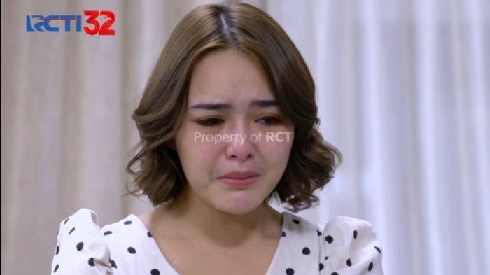 Andin menangis di depan Nino