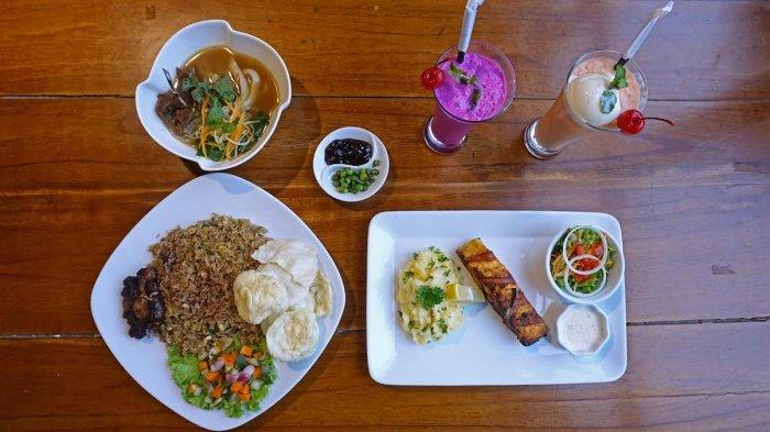 Uncle's Kitchen, Restoran Bernuansa Klasik Dengan Menu Western, Asia, dan Indonesia