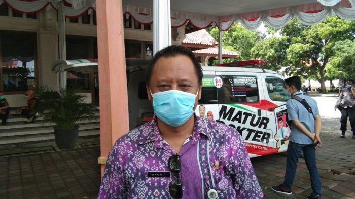 COVID-19 di Klaten Masih Fluktuatif, Dinkes: Didominasi Kontak Erat dan Transmisi Lokal