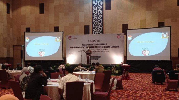 KPU DIY Sebut Kesiapan Pilkada di DI Yogyakarta Sekitar 75 Persen