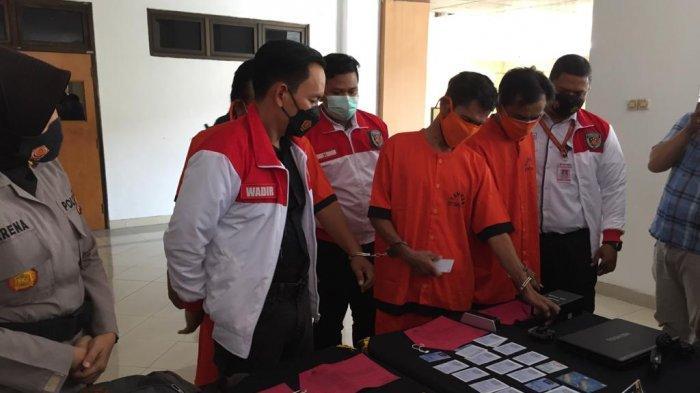 Anggota Polda DIY Bekuk Kelompok Pembobol ATM di 14 Lokasi