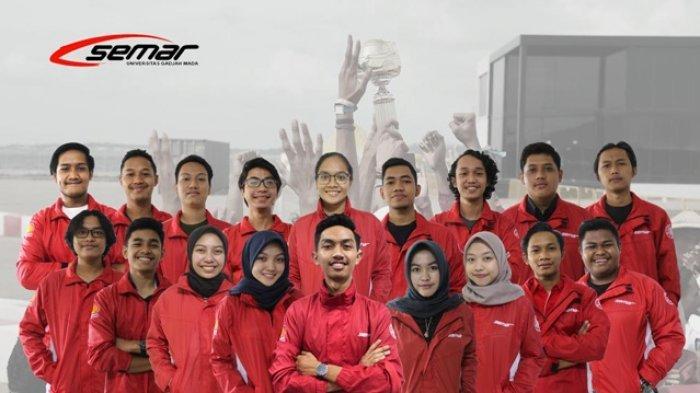 Tim SEMAR UGM Yogyakarta Raih Tiga Gelar Dalam Kontes Mobil Hemat Energi 2020
