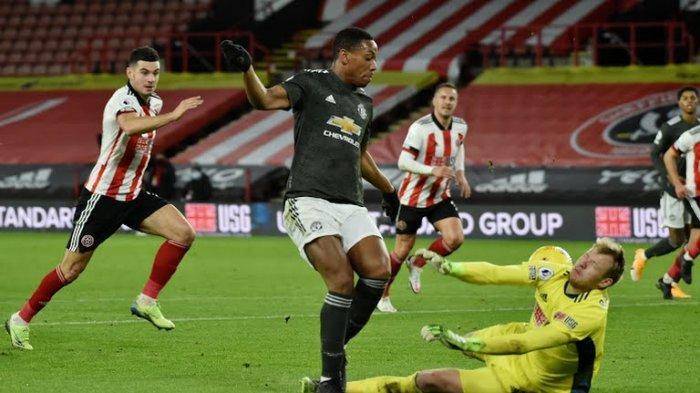 Pengakuan Wasit yang Bikin Keputusan Salah saat MU Menyerah dari Sheffield di Pekan 20 Liga Inggris