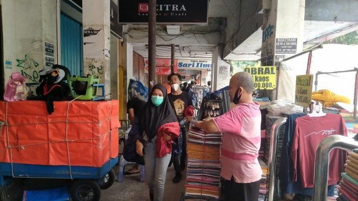 Antisipasi Demonstrasi Omnibus Law UU Cipta Kerja, PKL Malioboro Pilih Tutup
