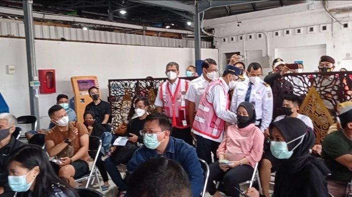 PT KAI Daop 6 YogyakartaLayani 12.442 Penumpang Selama Libur Imlek 2021
