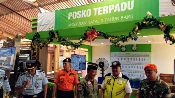 AP 1 Resmi Buka Pos Terpadu Nataru di Bandara Adisutjipto Yogyakarta