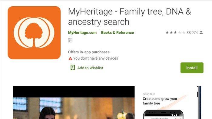 Cara Menggunakan Aplikasi MyHeritage yang Bikin Foto Kenangan Jadi Bergerak Seolah Hidup