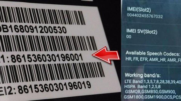 Ternyata Nomor Imei Bisa Digunakan Untuk Cari Ponsel Yang Hilang Tapi Ada Syaratnya Halaman All Tribun Jogja