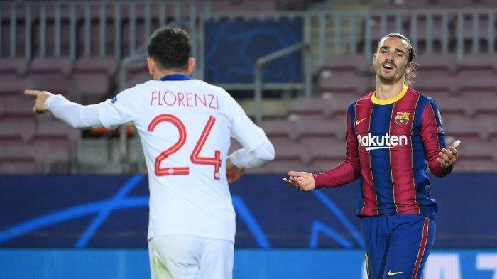 Atletico Madrid Resmi Pulangkan Antoine Griezmann dengan Status Pinjaman dari Barcelona