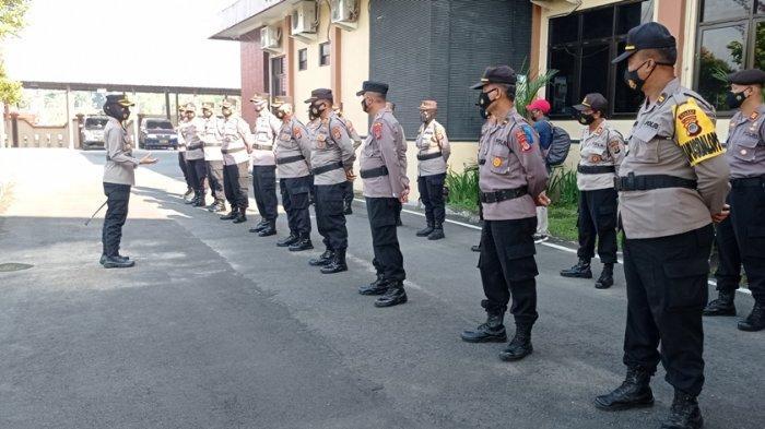 Tekan Laka Lantas, 144 Personil Polres Kulon Progo Dikerahkan dalam Ops Patuh Progo 2021