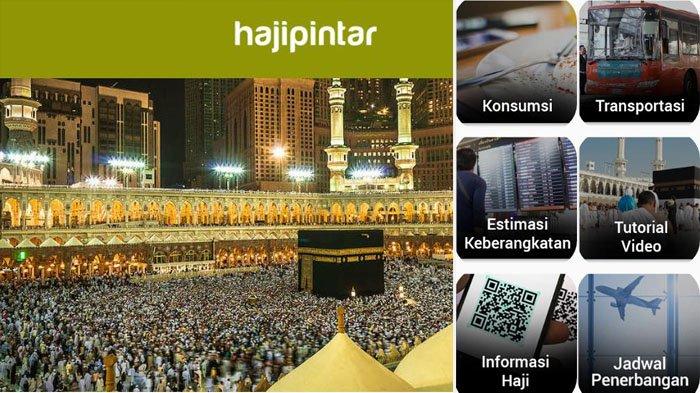 Ibadah Haji 2018 Didukung Aplikasi HAJI PINTAR, Tersedia di Google Play Store
