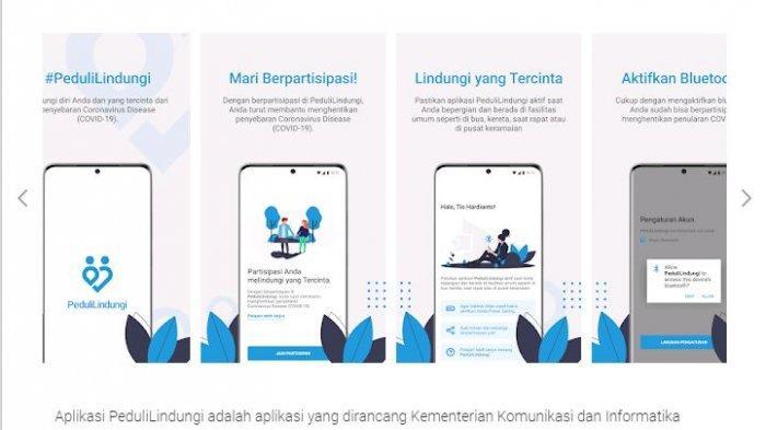 Pemkot Magelang Rencanakan Terapkan Penggunaan Aplikasi PeduliLindungi di Kantor
