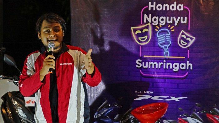 Apresiasi Komika Muda, Astra Motor Yogyakarta Kompetisi Lomba Stand Up Comedy