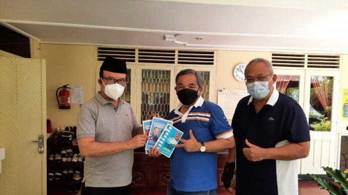 Bupati Banyumas Achmad Husein Undang Dr Aqua Dwipayana Motivasi Ribuan Jajarannya