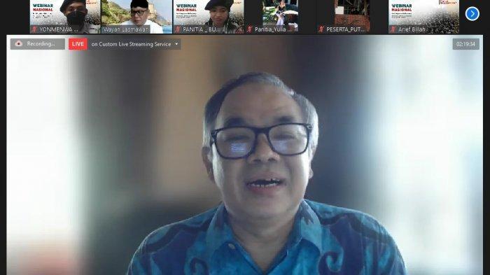 Dr Aqua Dwipayana: Selama Pandemi Covid-19, Kaum Muda Harus Tetap Bersyukur