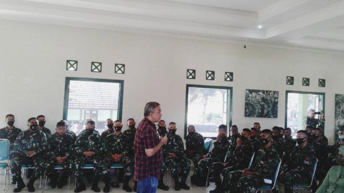 Dr Aqua Dwipayana : Kehormatan Besar Prajurit Tugas ke Papua