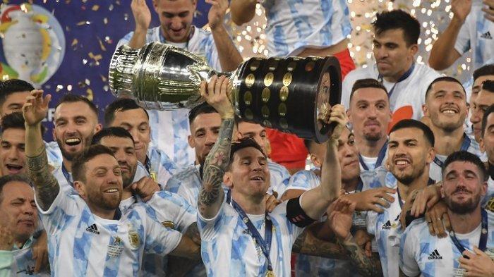 ARGENTINA 1-0 BRASIL: Rating Martinez, Romero, Otamendi, Di Maria, Paredes, Messi & De Paul MOTM