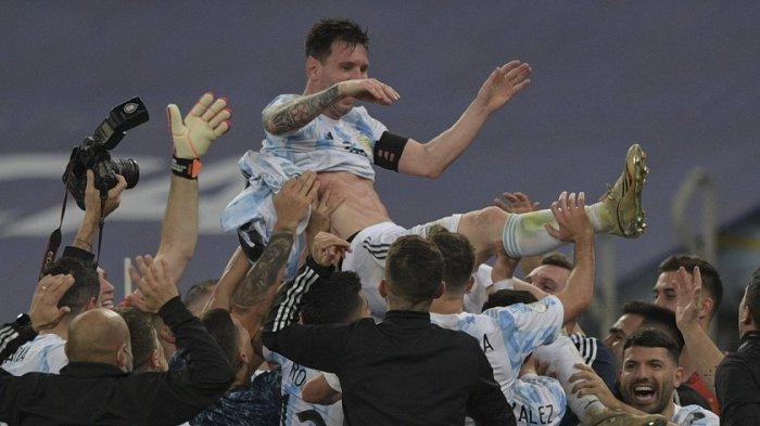 Argentina Juara Copa America Conmebol 2021, Komentar Lionel Scaloni