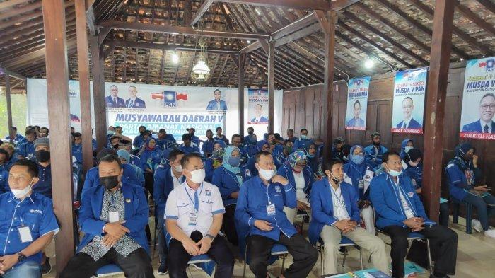 Arif Setiadi Pimpin DPD PAN Gunungkidul2020-2025
