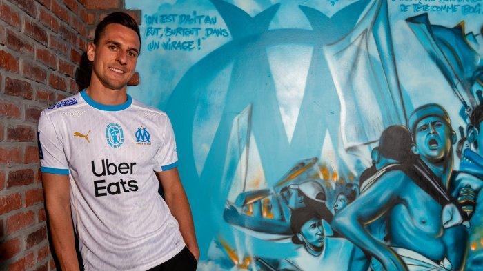 Arkadiusz Milik resmi tinggalkan Napoli ke Olympique Marseille
