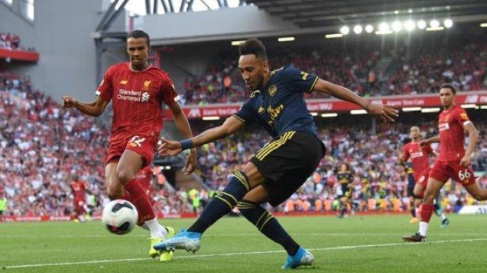 LINK Siaran Langsung Liga Inggris ARSENAL vs LIVERPOOL Malam Ini Tayang di TV Partner Premier League
