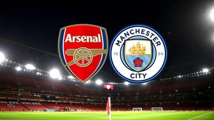 Arsenal vs Manchester City - Prediksi Skor Formasi Line Up & Link Siaran Mola Tv NET TV Liga Inggris