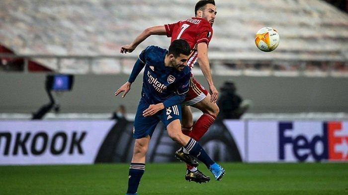 Prediksi Skor dan Formasi Pemain Arsenal Vs Olympiacos Liga Eropa Malam Nanti