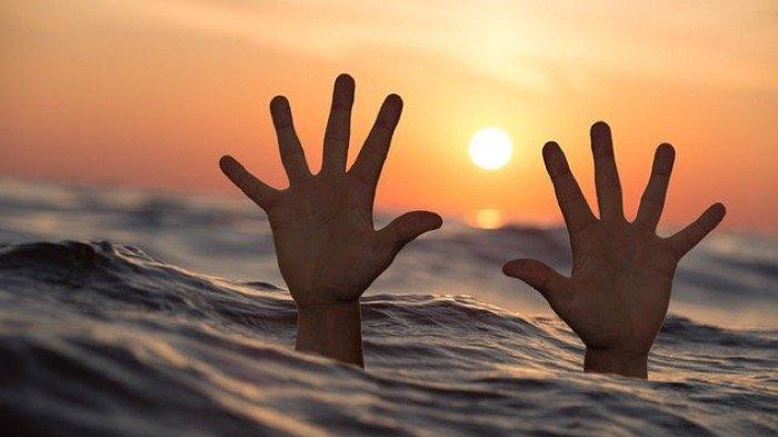 Bocah 12 Tahun Tenggelam di DAM Kiyaran Bantul, Hingga Saat ini Masih Dinyatakan Hilang