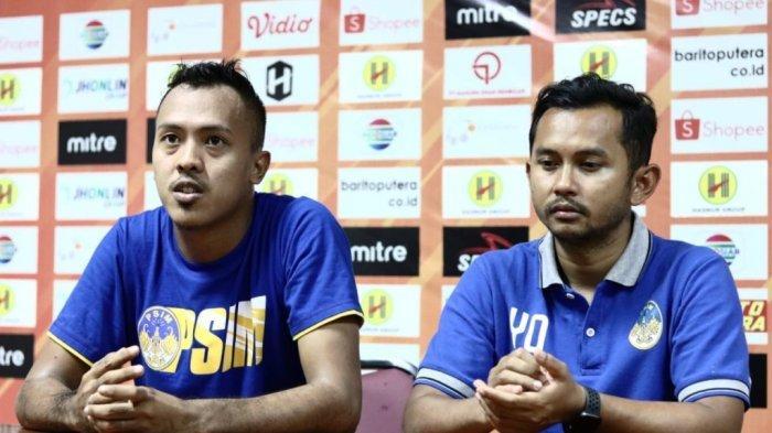 Kalah Lagi, PSIM Yogyakarta Sayangkan Keputusan Wasit
