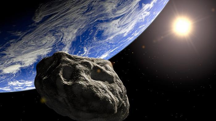 Asteroid Ini Sempat Diprediksi Jatuh di Indonesia