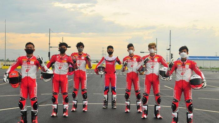 Astra Honda Racing Team Siapkan 12 Pembalap Muda untuk Berbagai Event Dunia