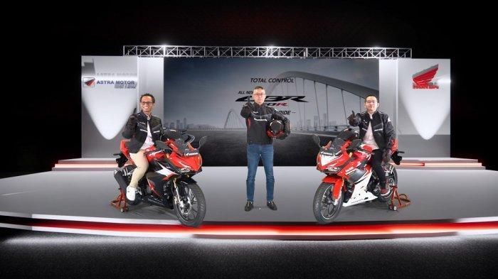 Astra Motor Honda Yogyakarta Luncurkan All New CBR150R, Motor Sport Beraura Big Bike