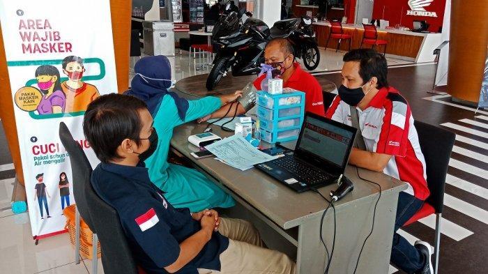 Astra Motor Yogyakarta Galang Aksi Donor Darah