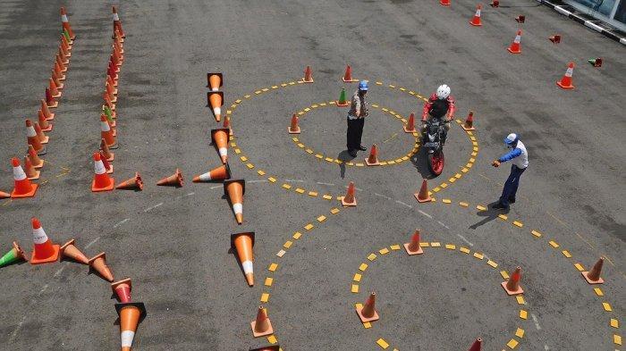 Astra Motor Yogyakarta Gelar Pelatihan Safety Riding dan Ujian SIM C Gratis