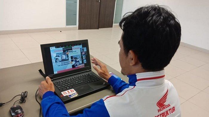 Astra Motor Yogyakarta Gelar Webinar