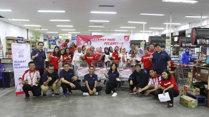 Manajemen Astra Motor Yogyakarta Turun Langsung Kunjungi Konsumen Loyal