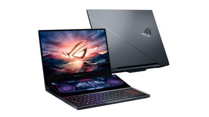 Inilah Laptop Gaming Terbaik Rog Dengan 10th Gen Intel Core H Series Tribun Jogja