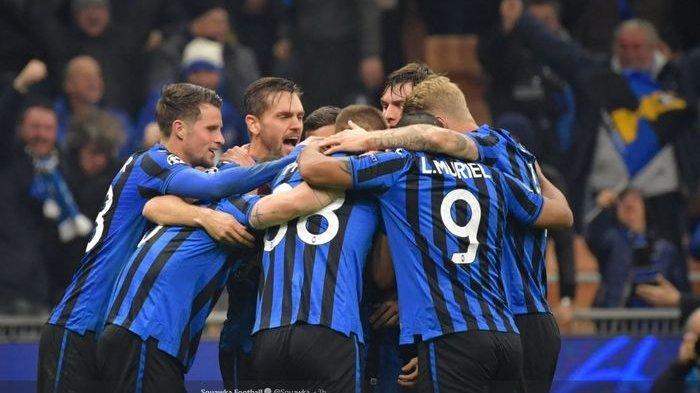 Atalanta lolos ke babak 16 besar Liga Champions 2019-2020.