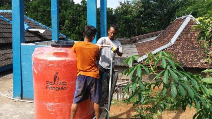Atasi Masalah Air Bersih, ACT DIY Bangun Sumur Wakaf di Gunungkidul