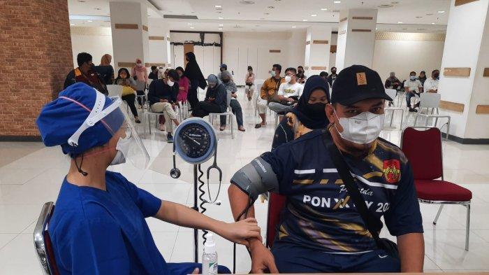 Sebanyak 20 Atlet dan Pelatih DIY Belum Lakukan Vaksinasi Jelang Keberangkatan ke PON XX Papua