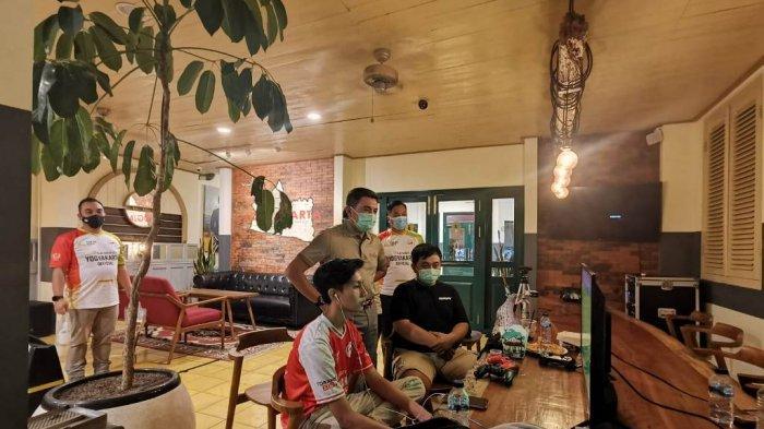 Atlet E-Football PON DIY Kandas di Babak 32 Besar Pra-PON