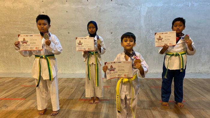 Empat Atlet DIY Raih Medali di Ajang KONI Cup Indonesia Taekwondo Poomsae Series