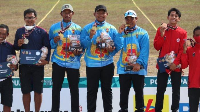 Atlet Panahan Persembahkan Medali Emas Pertama Bagi DIY di Ajang PON XX Papua